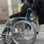 車椅子の扱い方